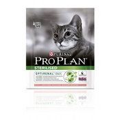 Pro Plan - Pro Plan Sterilised Cat with Salmon 3kg