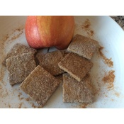 Lincoln's Lunchbox - Apple & Rosehip Dog Cookies