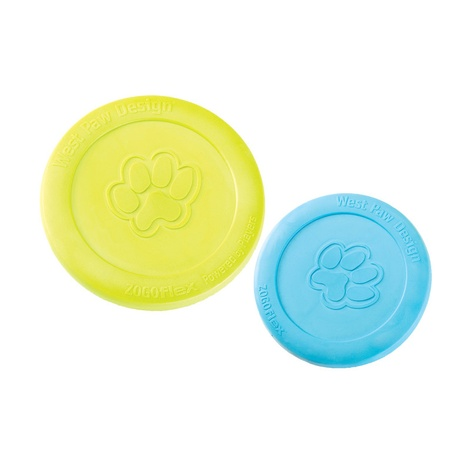 Zogoflex® Zisc Flying Disc – Tangerine 5
