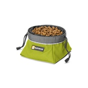 Ruffwear - Ruffwear Quencher Cinch Top Bowl - Forest Green