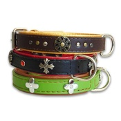 The Paws Pet Supplies - Ornament Bronze Collar