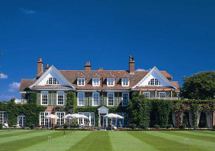 Chewton Glen Hotel & Spa, Hampshire 1