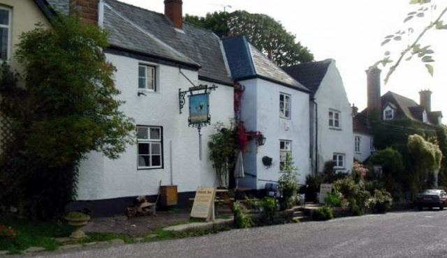 The Ostrich Inn 2