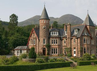 The Torridon Hotel, Scotland