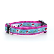 "Pet Pooch Boutique - Stanley Dog Collar 1"" Width"