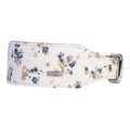 DO&G Oriental Silks Dog Collar - Flower