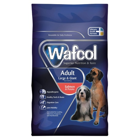 Adult Salmon/Pot Large Breed Dog Food