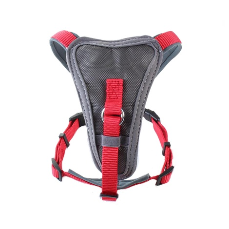 X-Over Dog Harness – Red