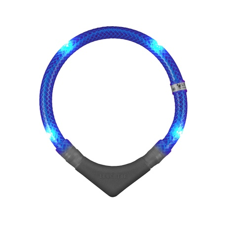 Leuchtie Plus LED Collar - Blue