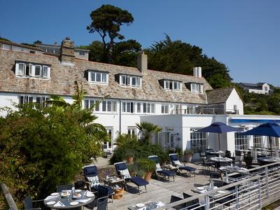 Hotel Tresanton, Cornwall