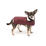 Mutts & Hounds - Grape Quilted Dog Coat