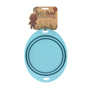 Beco Pets - Travel BecoBowl - Blue
