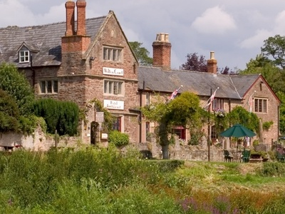 Wilton Court Restaurant with rooms, Herefordshire, Ross-on-Wye