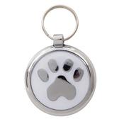 Tagiffany - Smarties White Paw Pet ID Tag