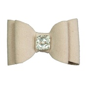 Love from Lola - Cat Collar Bow Accessory - Marshmallow