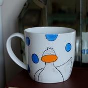 Laura Lee Designs - Oh I Do Love Ducks Mug
