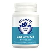 Dorwest Veterinary - Cod Liver Oil Capsules