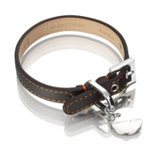 Hennessy & Sons - Nottingham Collar Black – Orange