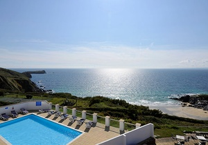 Polurrian Bay Hotel, Cornwall 2