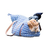 Teddy Maximus - Teddy Maximus Luxury Dog Carrier – Navy