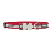 Fang It Dog Collar – Red