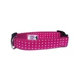 Pink Polka Dot Dog Collar