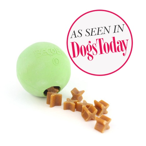 BecoBall Dog Toy - Green