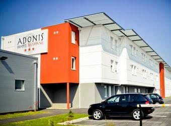 Adonis Hotel Bayonne