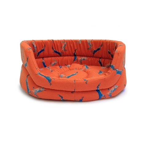 Woodland Hare Slumber Dog Bed