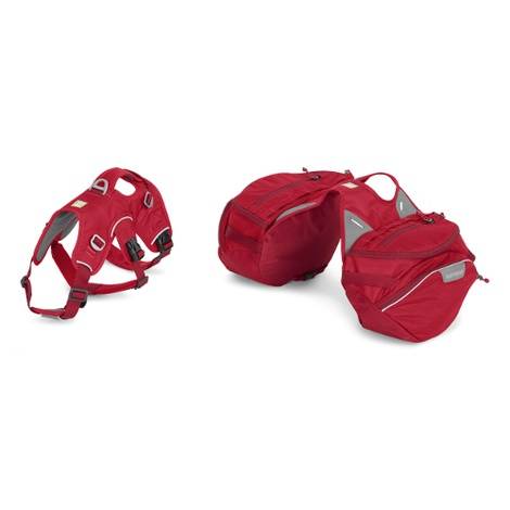 Palisades Dog Pack - Red Currant 3