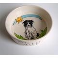 Large Personalised Dog Bowl 11