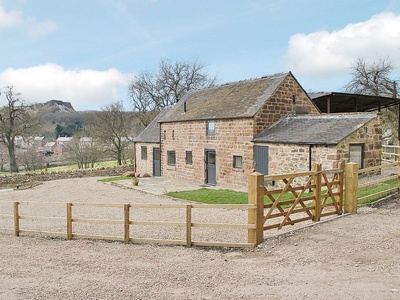 George Mine Barn, Derbyshire