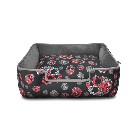 Skulls & Roses Lounge Bed  2