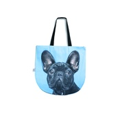 DekumDekum - Lucy the French Bulldog Dog Bag