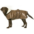 Waggles Fleece Dog Coat