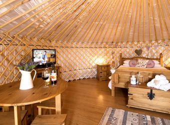 Primrose Yurt