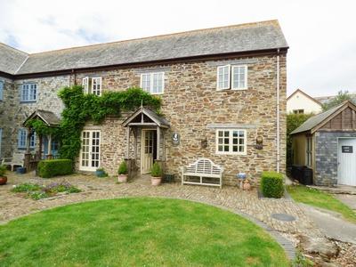 Foxes Den, Cornwall, Gorran Haven