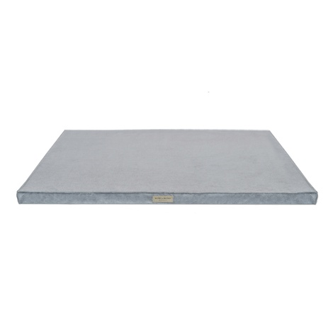 Silver Foam Dog Mat