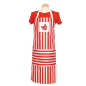 Tomato Catshop - Cat Striped Apron