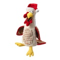 Turkey & Stuffing Dog Toy with Water Bottle
