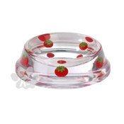 K9 - Strawberry Dog Bowl