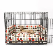 Charley Chau - Dog Crate Mattress & Bed Bumper Set - Great Spot