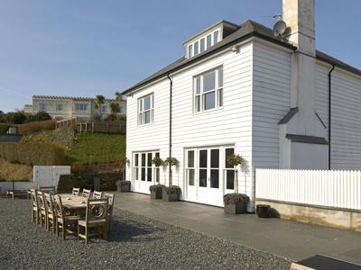 Penpol House, Cornwall, Mevagissey