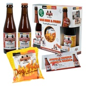 Snuffle Beer - Dog Beer Christmas Gift Box