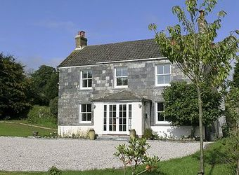 Milladon Farmhouse, Cornwall