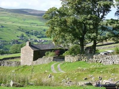 Birkend Farmhouse, North Yorkshire, Reeth