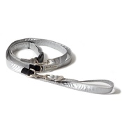 PetsPyjamas - Pawditch Silver Dog Lead