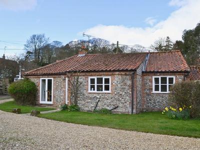 Manor Cottage, Norfolk, Blakeney