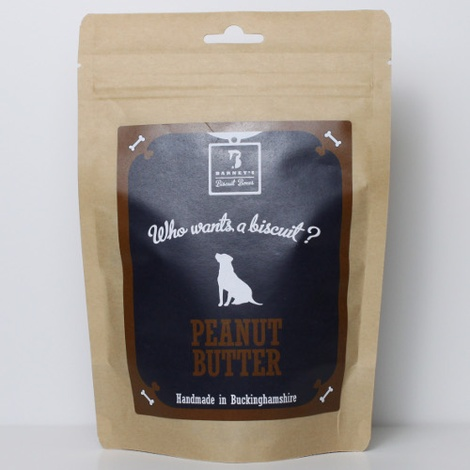 Peanut Butter Dog Biscuit Treats 2