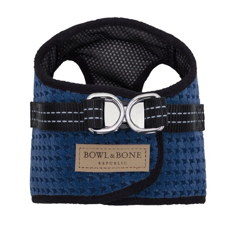 Soho Dog Harness - Navy